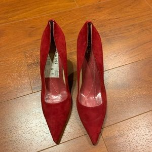 Kate Spade Heels Red Size 9